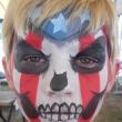 Patriot Skull