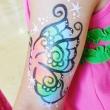 Rainbow Butterfly Arm