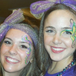 Tri Delta Mardi Gras Party